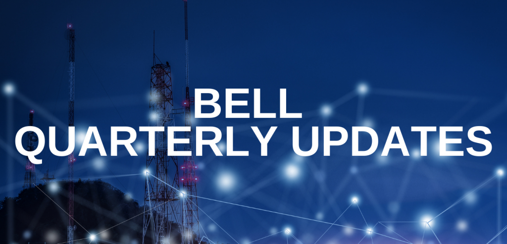 Bell newsletter cover