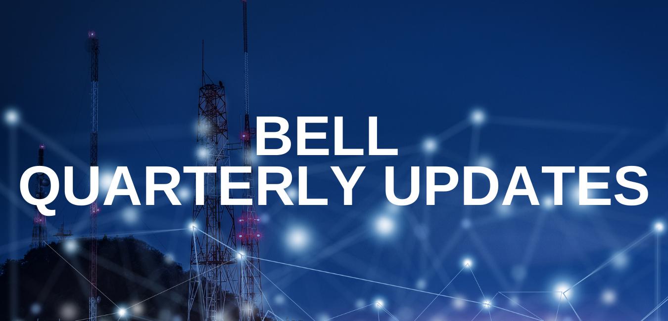 Bell newsletter cover