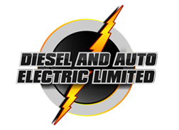 diesel and auto electric limited logo